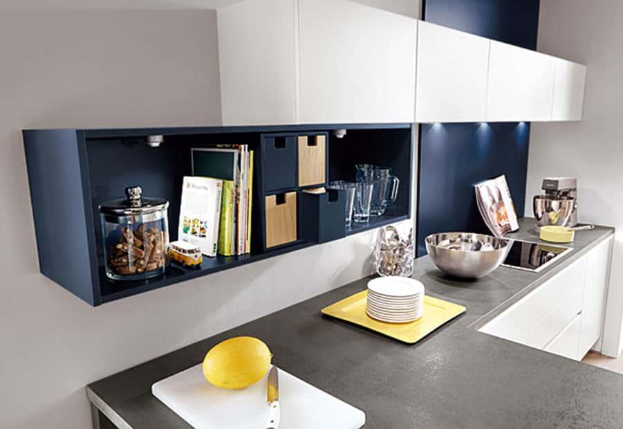 Color concept nachtblauw 251 KeukenSucces