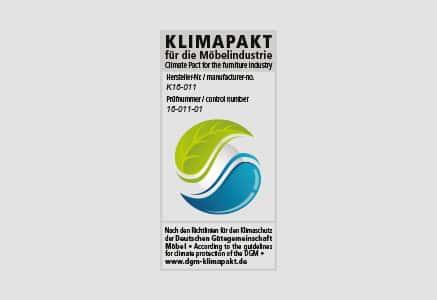 Het Klimapakt der Möbelindustrie