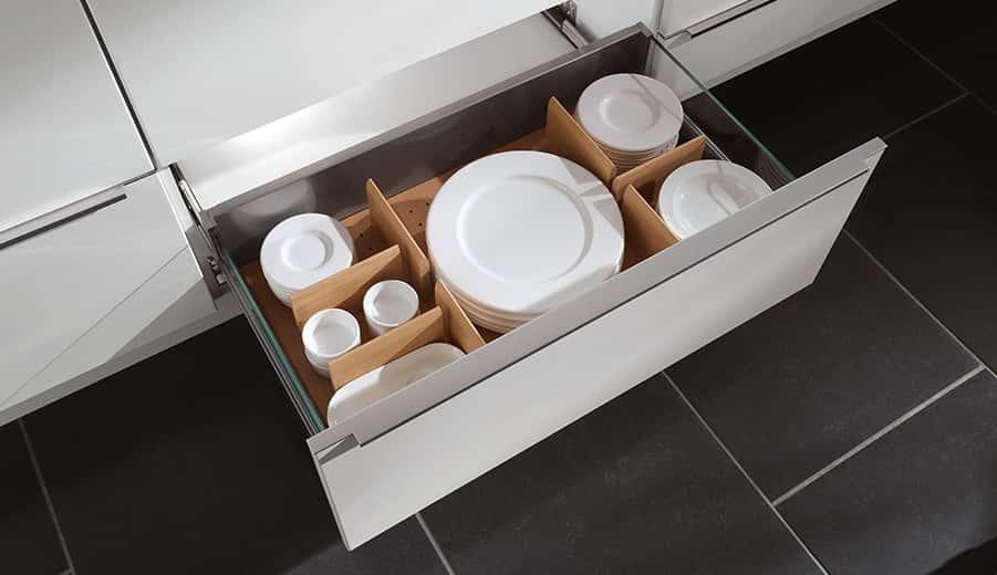 Opbergruimtes voorbeeld 1 KeukenSucces