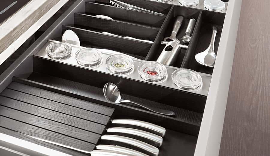 Opbergruimtes voorbeeld 3 KeukenSucces