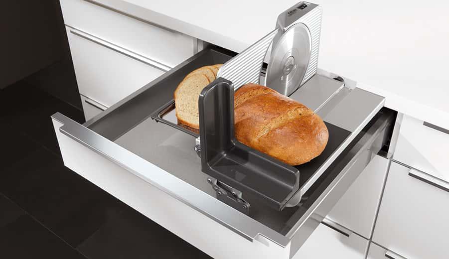 Opbergruimtes voorbeeld 7 KeukenSucces