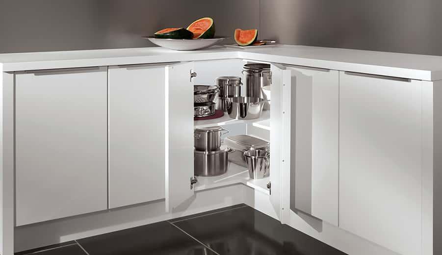 Opbergruimtes voorbeeld 9 KeukenSucces